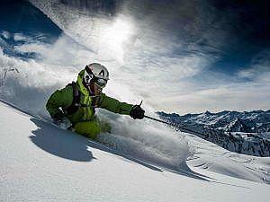 esquí y actividades en la montaña
